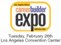 CareerBuilder Expo, LA Convention Center, Feb. 27